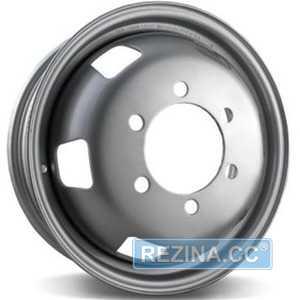 Купить Грузовой диск STEEL TREBL LT2883D Silver R16 W5.5 PCD6x170 ET105 DIA130.1