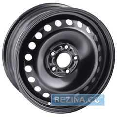 Легковой диск STEEL TREBL X40008 BLACK - rezina.cc