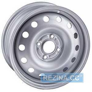 Купить Легковой диск STEEL TREBL X40031 Silver R16 W6.5 PCD4x108 ET37.5 DIA63.3