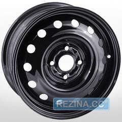 Купить Легковой диск STEEL TREBL X40039 BLACK R15 W5.5 PCD4x100 ET45 DIA54.1