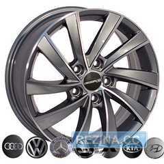 Купить Легковой диск REPLICA SEAT SK523 GMF R16 W6.5 PCD5x112 ET46 DIA57.1