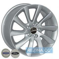 Легковой диск ZF TL0281NW S - rezina.cc