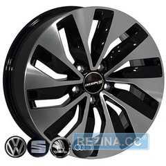 Купить Легковой диск REPLICA AUDI TL0180 BMF R17 W7 PCD5x112 ET43 DIA57.1