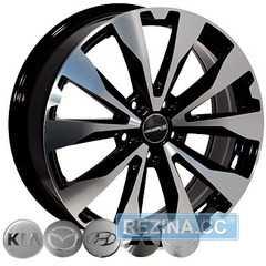 Легковой диск REPLICA KIA SB507 BMF - rezina.cc