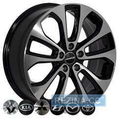Купить Легковой диск REPLICA HYUNDAI Z1212 BMF R19 W7.5 PCD5x114.3 ET45 DIA67.1