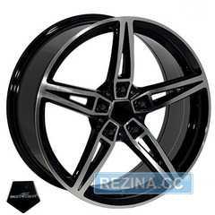 Купить Легковой диск REPLICA BMW 5009 BMF R19 W9.5 PCD5x120 ET30 DIA74.1