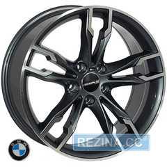 Легковой диск REPLICA BMW BK5255 GP - rezina.cc