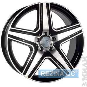 Купить REPLAY MR72 BKF R20 W9 PCD5x112 ET41 HUB66.6