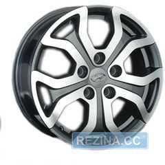 Легковой диск REPLAY RN130 BKF - rezina.cc