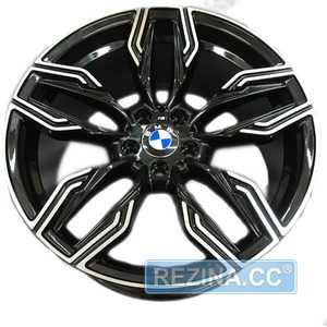 Купить Легковой диск REPLICA B1143 BKF R19 W8.5 PCD5x112 ET25 DIA66.6