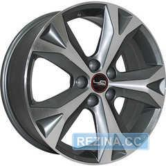 Купить Легковой диск REPLICA LegeArtis LX57 GMF R18 W7.5 PCD5x114.3 ET35 DIA60.1