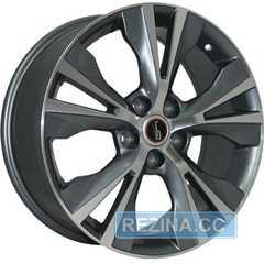 Купить Легковой диск REPLICA LegeArtis LX61 GMF R18 W7.5 PCD5x114.3 ET35 DIA60.1