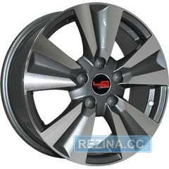 Купить Легковой диск REPLICA LegeArtis NS137 GMF R16 W6.5 PCD5x114.3 ET40 DIA66.1