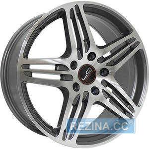 Купить REPLICA LegeArtis PR10 GMF R19 W9.5 PCD5x130 ET46 DIA71.6