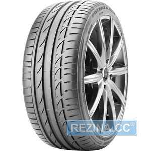 Купить Летняя шина BRIDGESTONE Potenza S001 225/40R18 92Y Run FLAT