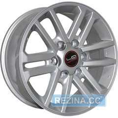 Купить Легковой диск REPLICA LegeArtis TY120 S R17 W7.5 PCD6x139.7 ET30 DIA106.1