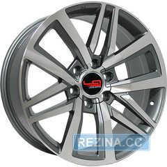 Купить Легковой диск REPLICA LegeArtis TY533 GMF R17 W7.5 PCD6x139.7 ET30 DIA106.1