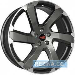 Купить Легковой диск REPLICA LegeArtis V506 BKF R18 W8 PCD5x108 ET42 DIA63.3