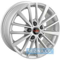 Купить Легковой диск REPLICA LegeArtis VV71 S R16 W6.5 PCD5x112 ET42 DIA57.1