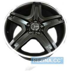 Купить Легковой диск REPLICA MR735 BML R20 W9 PCD5x130 ET50 DIA84.1