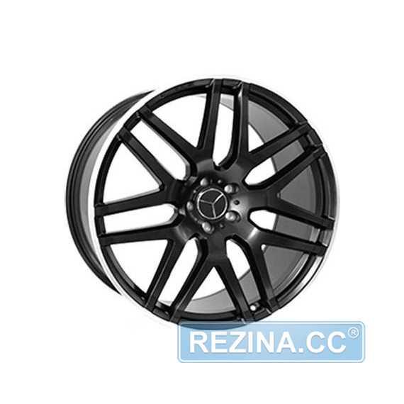 Легковой диск REPLICA MR899 MBF - rezina.cc
