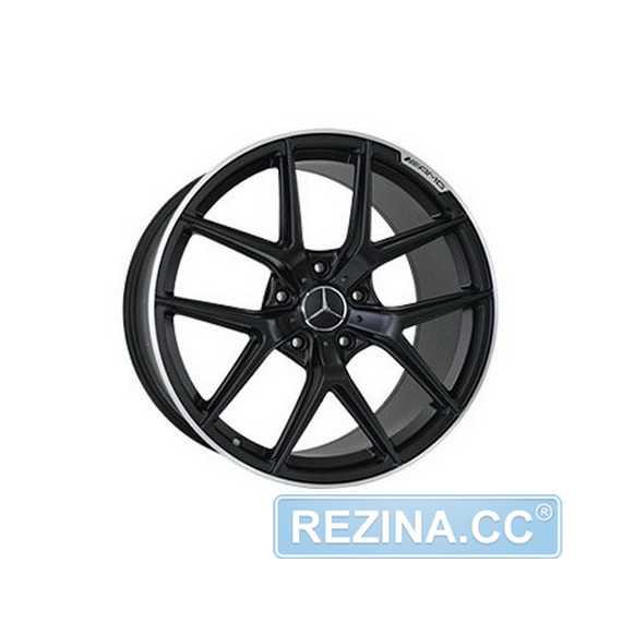 Легковой диск REPLICA MR899 MBL - rezina.cc