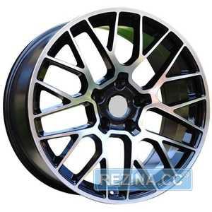 Купить Легковой диск REPLICA PR777 MBF R19 W8.5 PCD5x130 ET51 DIA71.6