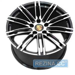 Купить REPLICA PR876 BKF R20 W9.5 PCD5x130 ET50 DIA71.6