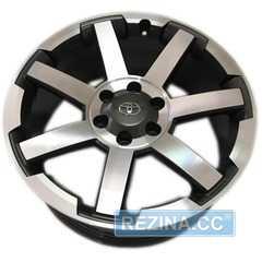 Легковой диск REPLICA TY876 GMF - rezina.cc
