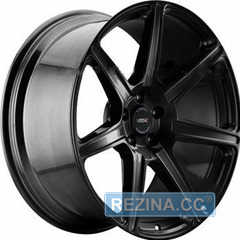 Купить Легковой диск VISSOL V-107 GLOSS-BLACK R19 W8.5 PCD5x112 ET45 DIA66.6