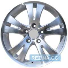 Купить Легковой диск REPLICA A719 S R17 W8 PCD5x112 ET35 DIA66.6