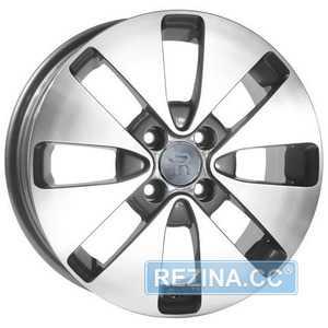 Купить Легковой диск REPLICA A-R411 BM R15 W6 PCD4x100 ET48 DIA54.1