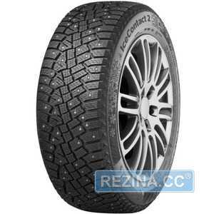 Купить Зимняя шина CONTINENTAL IceContact 2 255/55R19 111T (Шип)