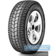 Купить Всесезонная шина KLEBER Transpro 4S 215/65R16C 109/107R
