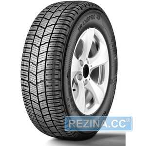 Купить Всесезонная шина KLEBER Transpro 4S 215/70R15C 109/107R