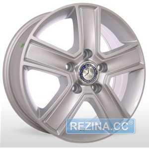 Купить REPLICA BK473 S OPEL R16 W6.5 PCD5x118 ET45 DIA71.1