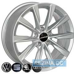 Купить Легковой диск REPLICA VOLKSWAGEN TL0285NW S R17 W7 PCD5x112 ET43 DIA57.1