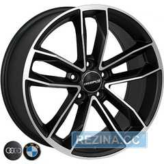 Легковой диск REPLICA BMW BK5232 MattBP - rezina.cc