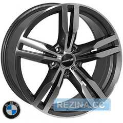 Легковой диск REPLICA BMW BK5327 GP - rezina.cc