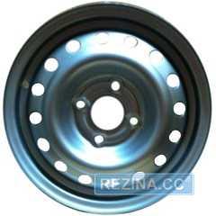 Легковой диск SKOV STEEL WHEELS Daewoo Silver - rezina.cc