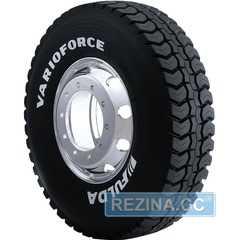 Грузовая шина FULDA Varioforce - rezina.cc