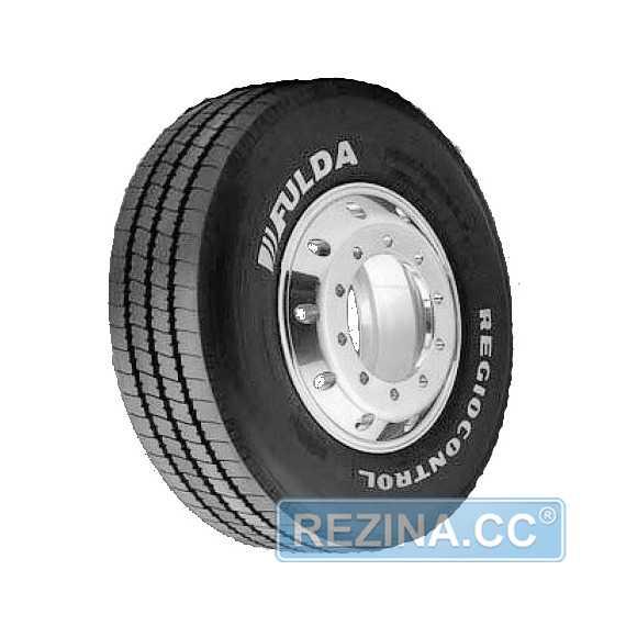 Грузовая шина FULDA REGIOCONTROL - rezina.cc
