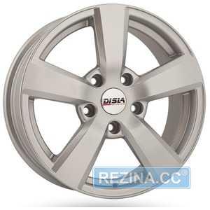 Купить DISLA Formula 603 FS R16 W7 PCD5x112 ET38 DIA57.1