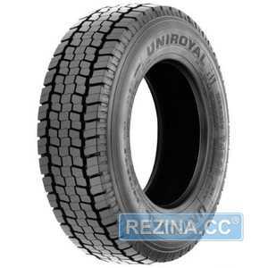Купить Грузовая шина UNIROYAL T6000 225/75R17.5 129/127M (ведущая)
