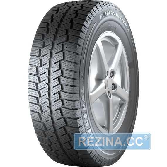 зимняя шина GENERAL TIRE Eurovan Winter 2 - rezina.cc