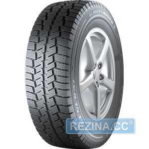 Купить зимняя шина GENERAL TIRE Eurovan Winter 2 205/65R16C 107/105T (Под шип)