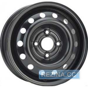 Купить Легковой диск SKOV STEEL WHEELS Renault Kangoo Black R14 W5.5 PCD4x100 ET36 DIA60.1