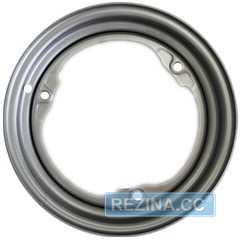 Купить Легковой диск SKOV STEEL WHEELS ЗАЗ Таврия, Славута Silver R13 W4.5 PCD3x255.5 ET30 DIA226.5