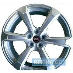 Купить REPLICA TOYOTA JT 1271 S R19 W7.5 PCD5x114.3 ET35 DIA60.1