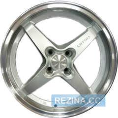 Купить Легковой диск JT 1536 S R16 W6.5 PCD4x98 ET35 DIA58.6